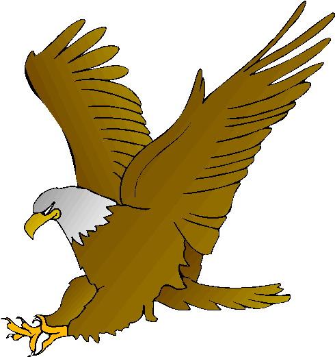 Eagle clip art 5
