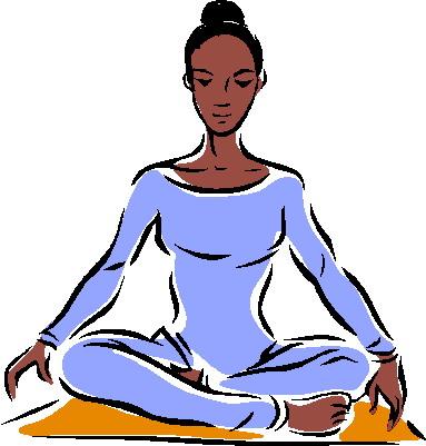 Family yoga free clipart