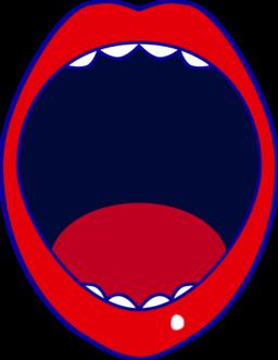 Fish lips clip art clipart