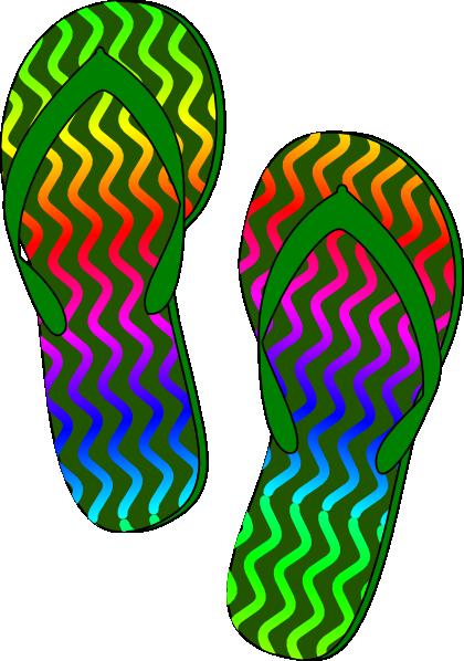 Flip flop clip art clipart free clipart microsoft clipart
