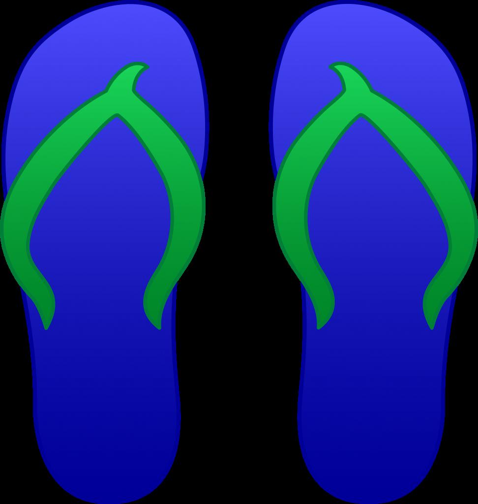 Flip flop clipart 4 2