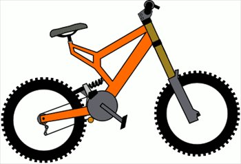 Free bicycles clipart free clipart graphics images and photos