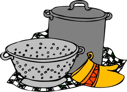 Free clipart cooking clipart