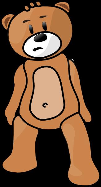Free teddy bear clipart