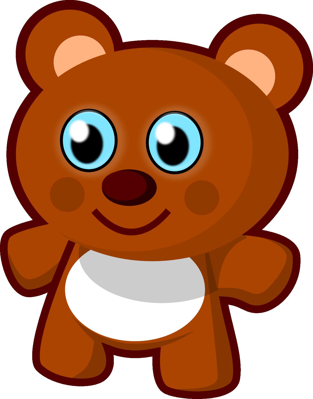 Girl teddy bear clipart clipart