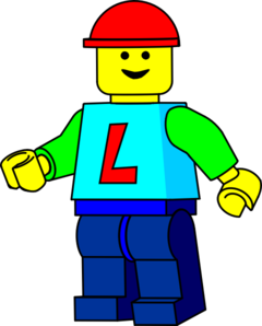Lego man clip art at vector clip art online royalty
