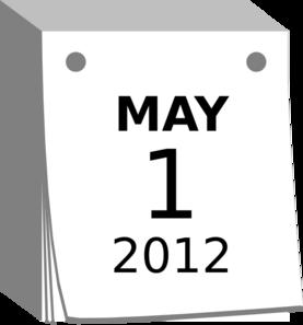 May 1 2 clip art at vector clip art online royalty