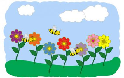 May spring clipart children thumb2