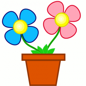 Month of may clip art on