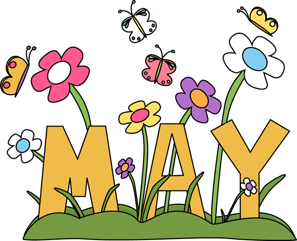 Month of may flowers clip art month of may flowers image