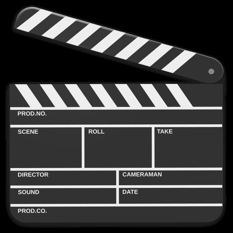 Movie clip art  2