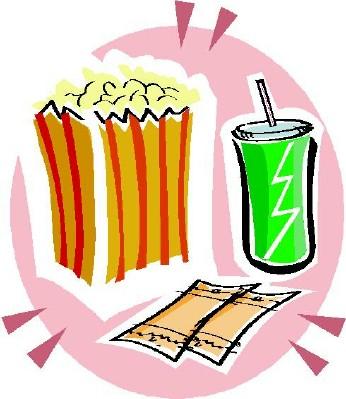 Movie ticket clip art clipart