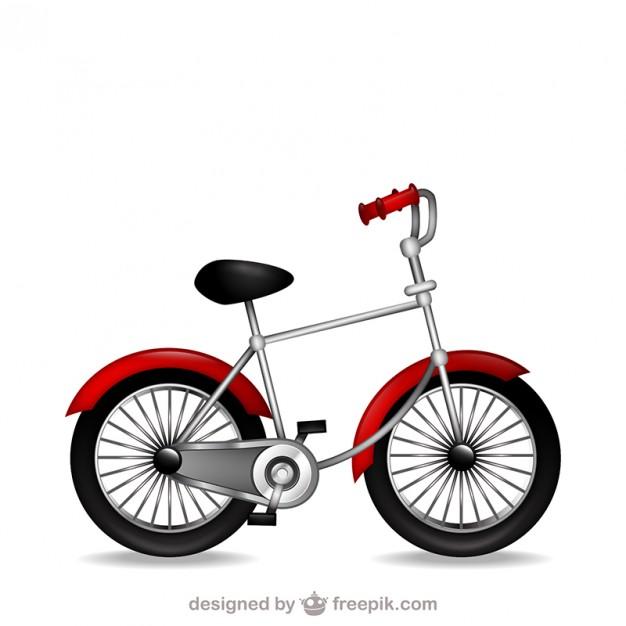 Retro bicycle clip art vector file vector free download