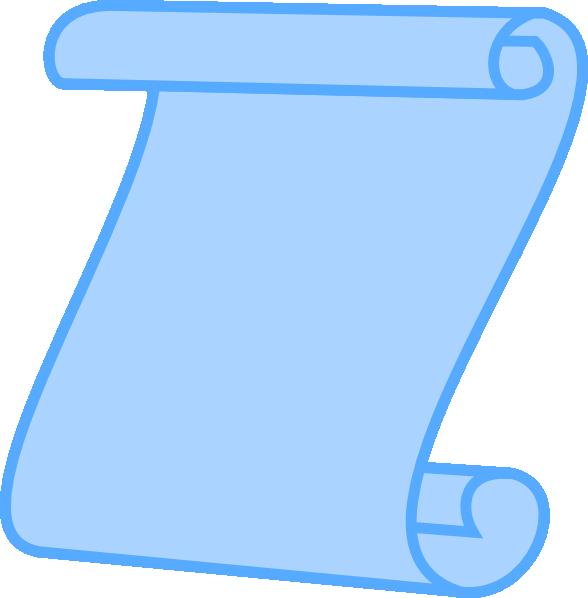 Scroll clip art 7