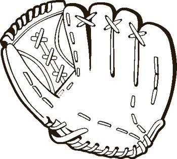 Softball image clipart