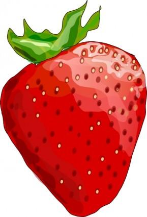 Strawberry clipart border clipart