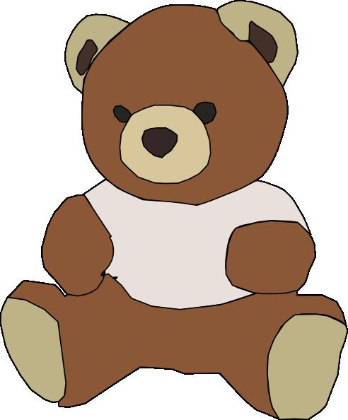 Teddy bear clip art  3