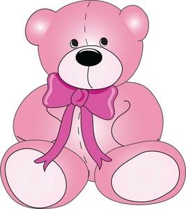 Teddy bear clipart image cute stuffed teddy bear