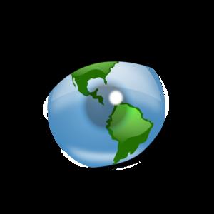 The world clip art clipart