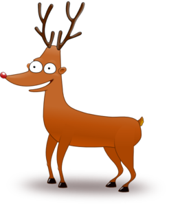 Whitetail deer clipart clipart
