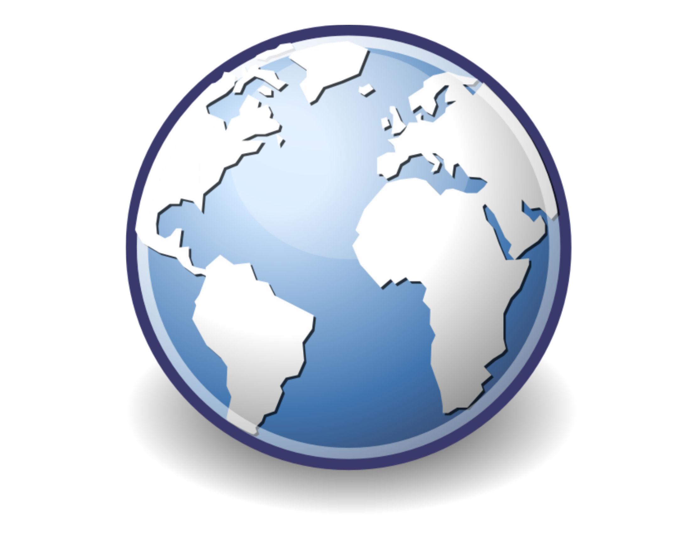 World clipart earth clipart