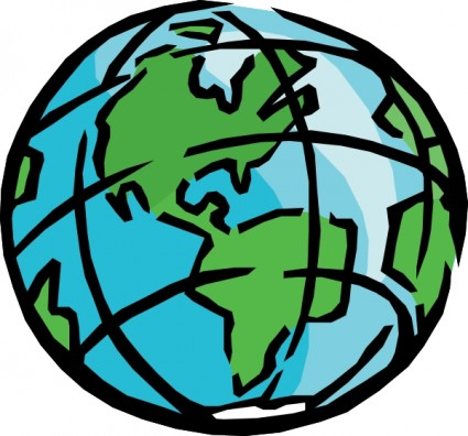World earth clip art free vector in open office drawing svg svg
