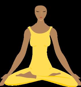 Yoga clip art at vector clip art online royalty free