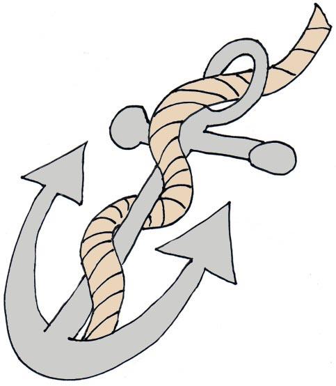 Anchor clip art clipart