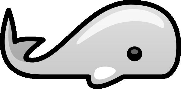 Blue whale clipart clipart