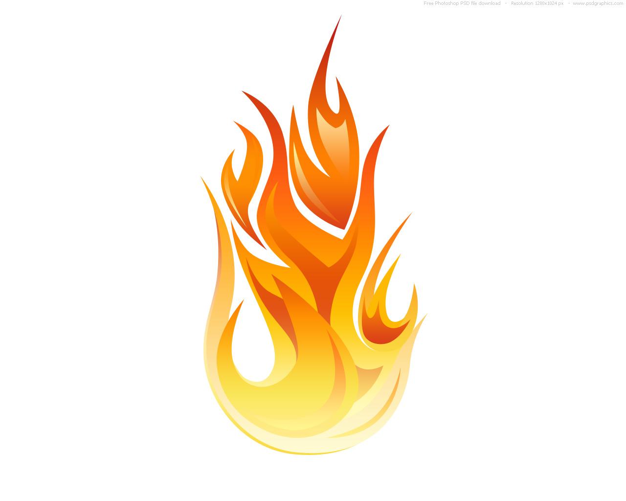 Flame clip art freeimageshub