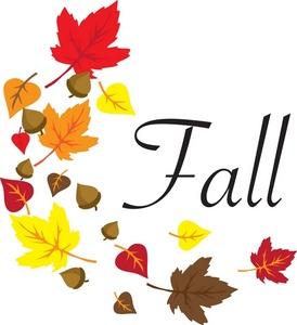 Free autumn clipart clipart