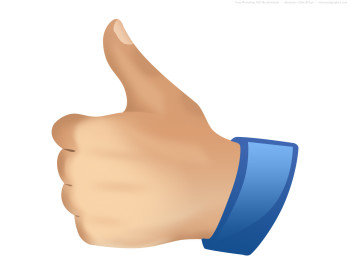 Free clipart thumbs up clipart