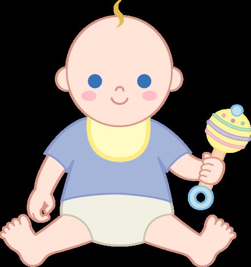 Baby boy rattle clip art images 2