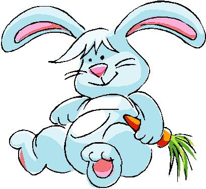 Clip art clip art rabbits