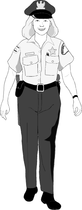 Free police clipart free clipart images graphics animated s