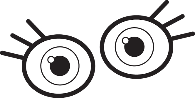 googly eyes clipart hd - photo #22