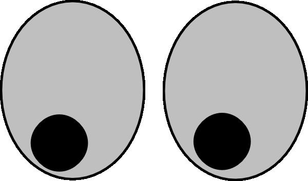 Googly eyes clip art 3