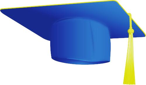 Graduation hat free graduation clipart public domain graduation clip art
