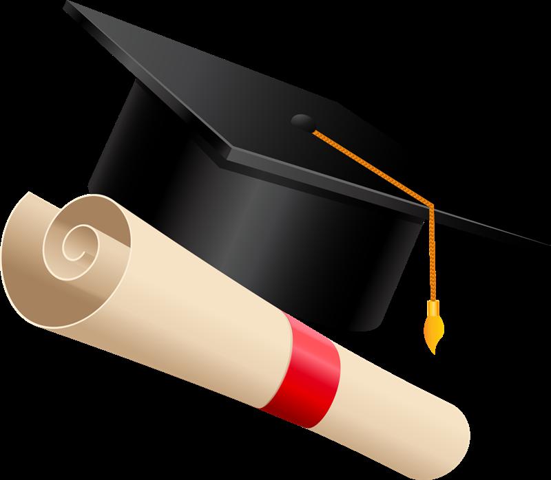 Graduation hat graduation clip art