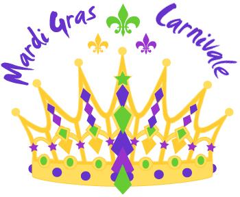 Mardi gras clip art carnival graphics