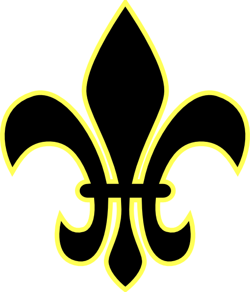 Mardi gras fleur de lis clip art vector clip art online royalty