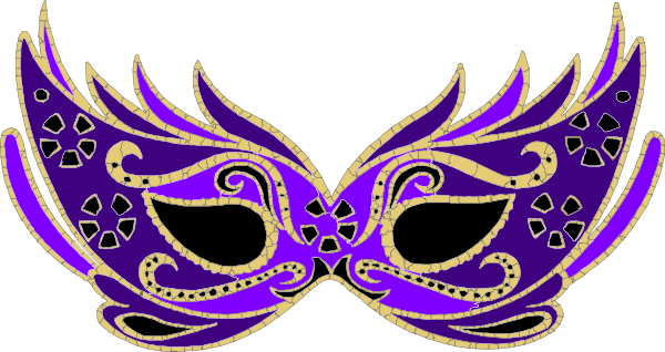 Mardi gras masks pictures