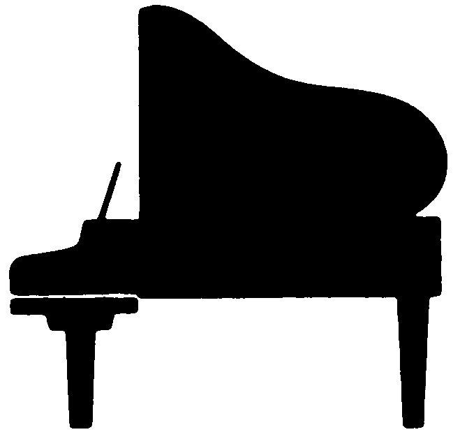 Piano clipart clipart