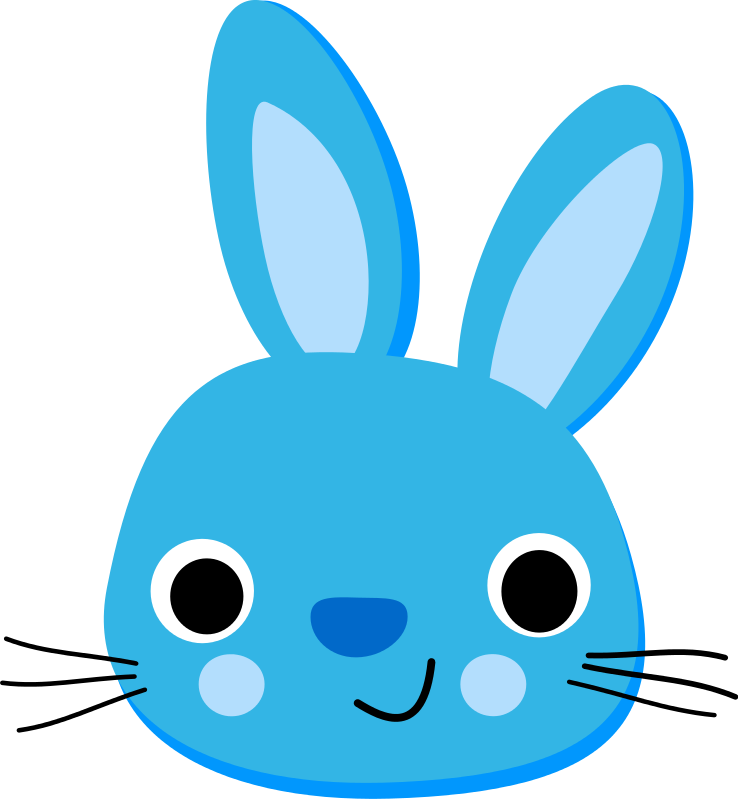 Rabbit bunny clip art