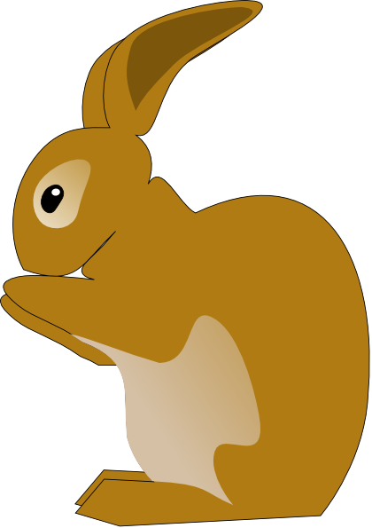 Rabbit clip art clipart free clipart microsoft clipart microsoft image ...