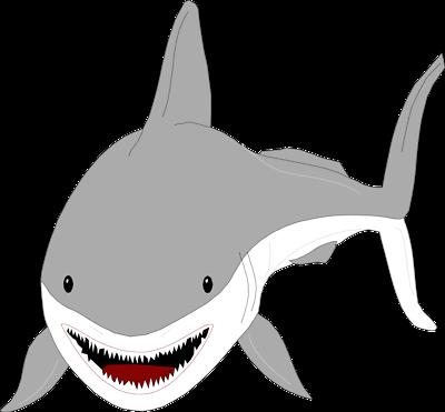 Shark clip art 2 2