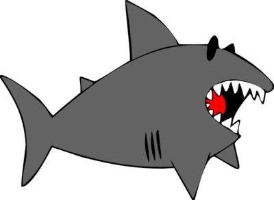 Shark clip art  2