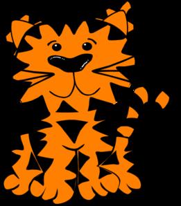 Tiger clipart clipart