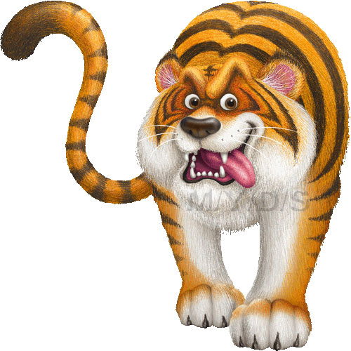 Tiger clipart free clip art