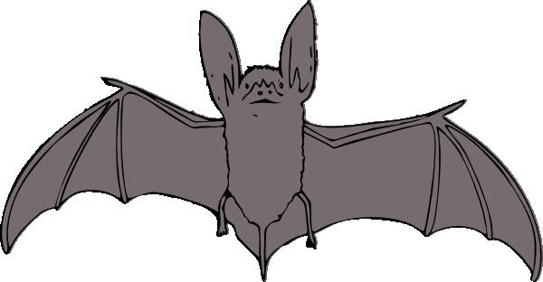 Bat clip art at vector clip art online royalty free 3